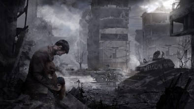 This War of Mine: Final Cut artwork