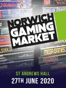 Norwich Gaming Market 2020
