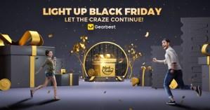 Gearbest Black Friday logo