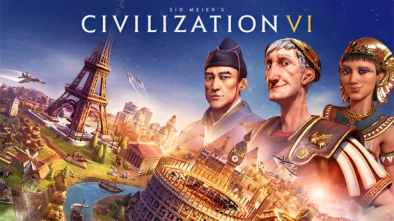 Sid Meier's Civilization VI logo and artwork