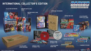Stictly Limited Games Nintendo Switch Edition of Darius Cozmic Collection