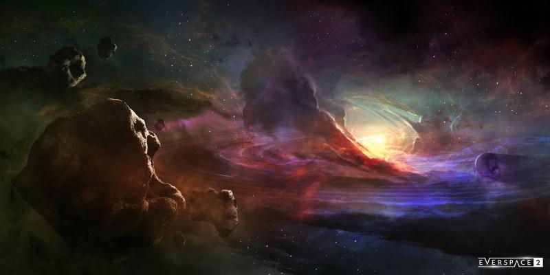 EVERSPACE 2 Ancients Rift Concept Art