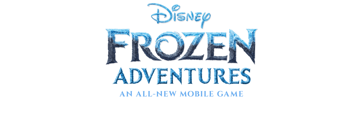 Disney Frozen Adventures logo
