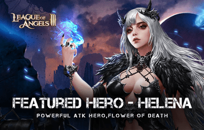 League of Angels III New Hero Helena