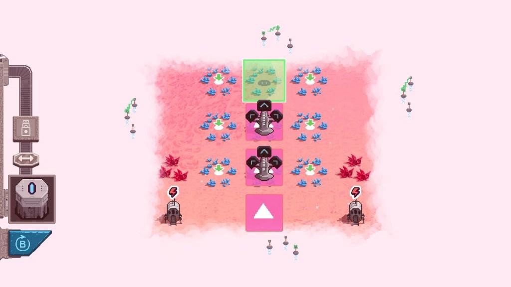Mars Power Industries Gameplay Screenshot