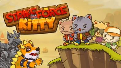 Strike Force Kitty Logo