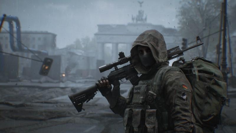 Wolrd War 3 sniper not necessarily in Breakthrough mode