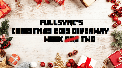 Christmas Giveaway Week Two