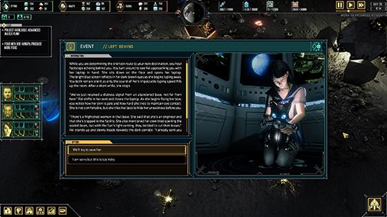 Dark Moon Screenshot during gameplay