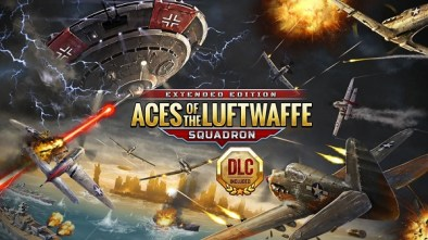 Aces of the Luftwaffe logo