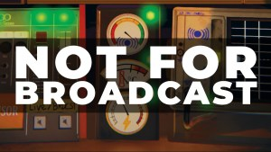 Not For Broadcast logo