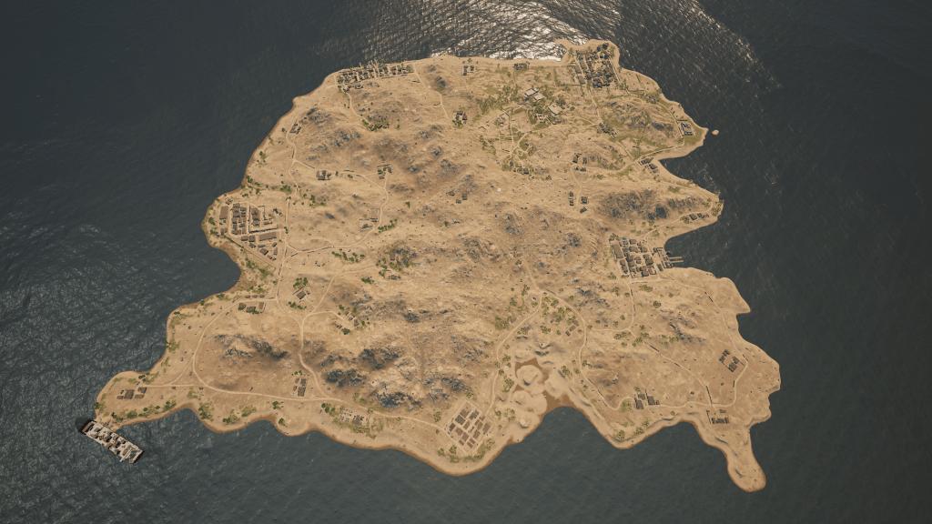 Karakin, a new small scale map