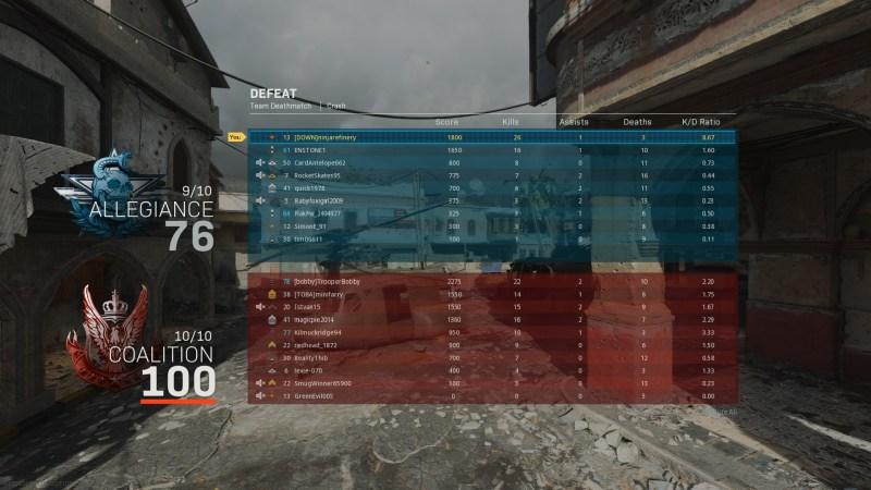 Call of Duty Humblebrag....