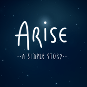 Arise a simple story logo