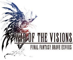 War of the VIsions Final Fantasy Brave Exvius logo