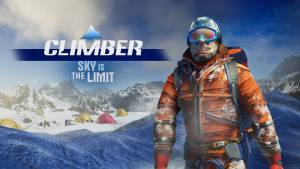 Climber: Sky is the Limit logo and artwork