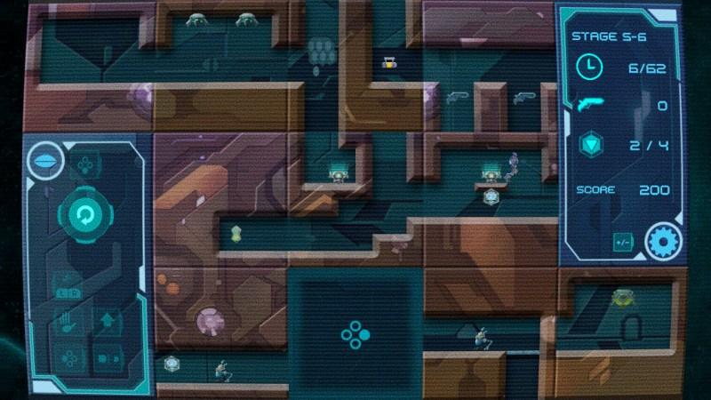 Ego Protocol Gameplay screenshot