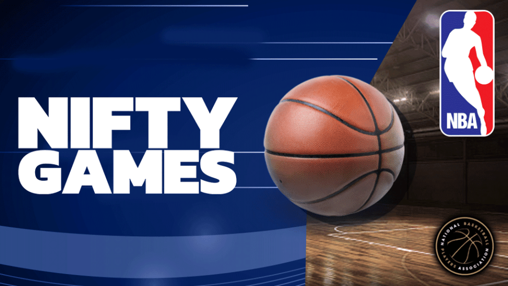 Nifty Games announce William Schmitt as new manager and NBA logos with Basketball