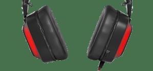 Genesis Radon 720 Headset front on view