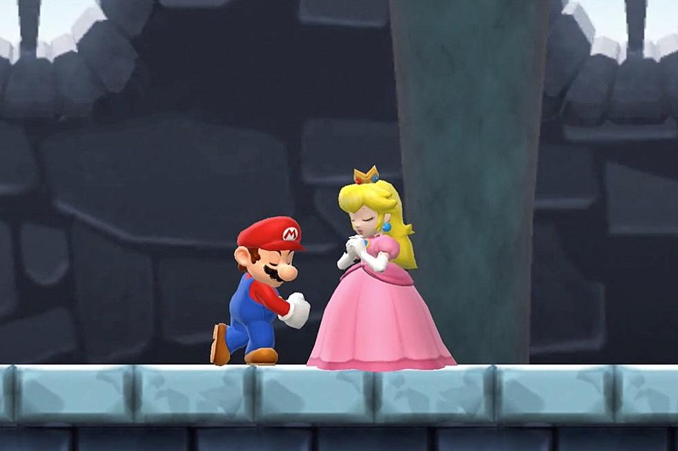 Learn the life lessons about relationships in video game, no better example than Mario and Peach