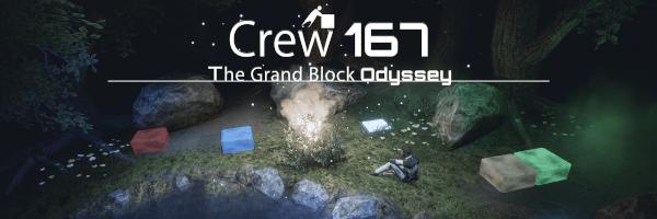 Crew 167 logo