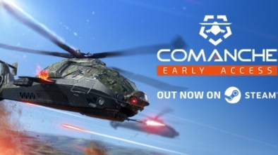 Comanche Early Access logo