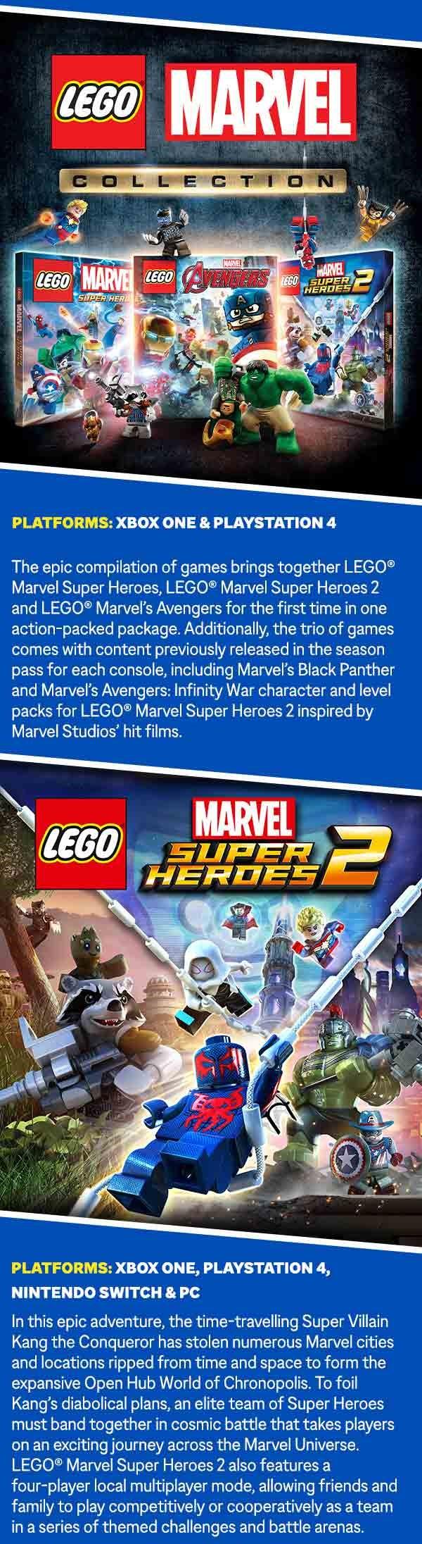 Super Heroes 2 LEGO Artwork