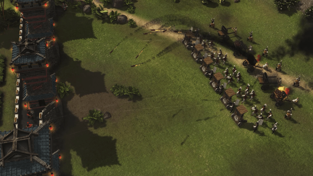 Stronghold: Warlords Hwacha