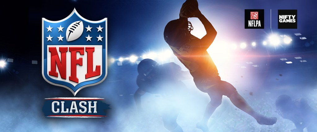NFL Clash Logo