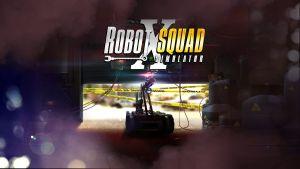 Robot Squad Simulator X logo