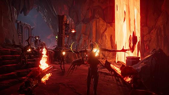 Metal: Hellsinger gameplay