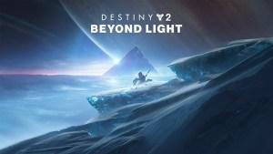 Destiny 2 Beyond Light Key Art and Logo