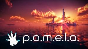 p.a.m.e.l.a. Logo