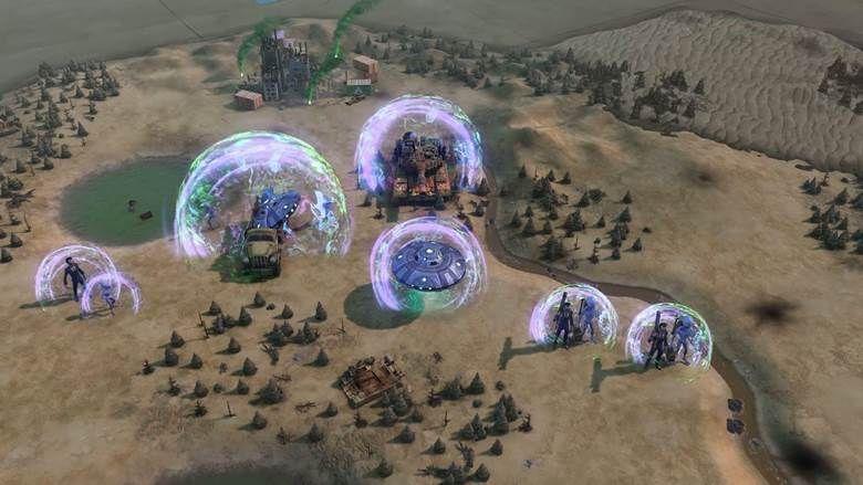Gamepolay screenshot fromCivilization VI Community Update – June 2020