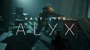 Half Life Alyx logo