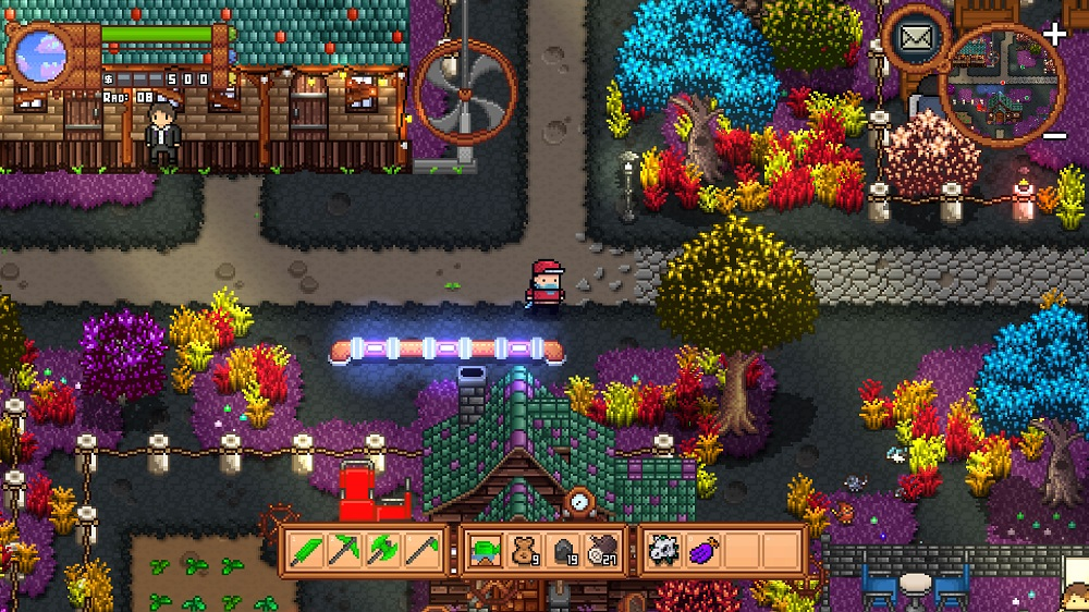 Monster Harvest launch is moving to July 8th