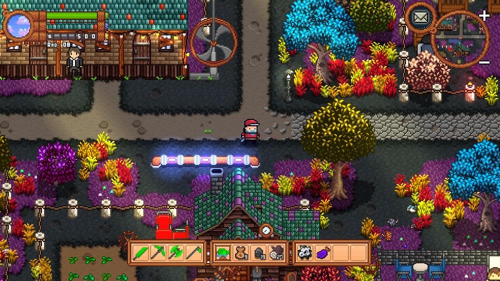 Monster Harvest Gameplay