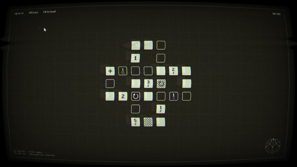 Sorry James gameplay screenshot of minesweeper style puzzle