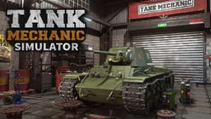 Tank Mechanic Simulator 01 (press material)