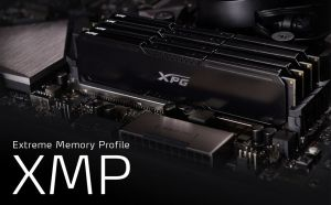 XPG GAMMIX D20 DDR4 in a PC