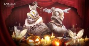 Black Desert Online Debuts New Halloween Artwork