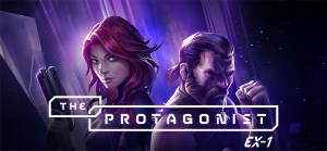The Protagonist: EX-1 logo