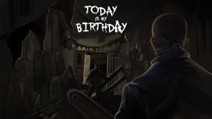 Today Is My Birthday logo