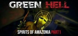 Green Hell Spirits of Amazonia Part One logo