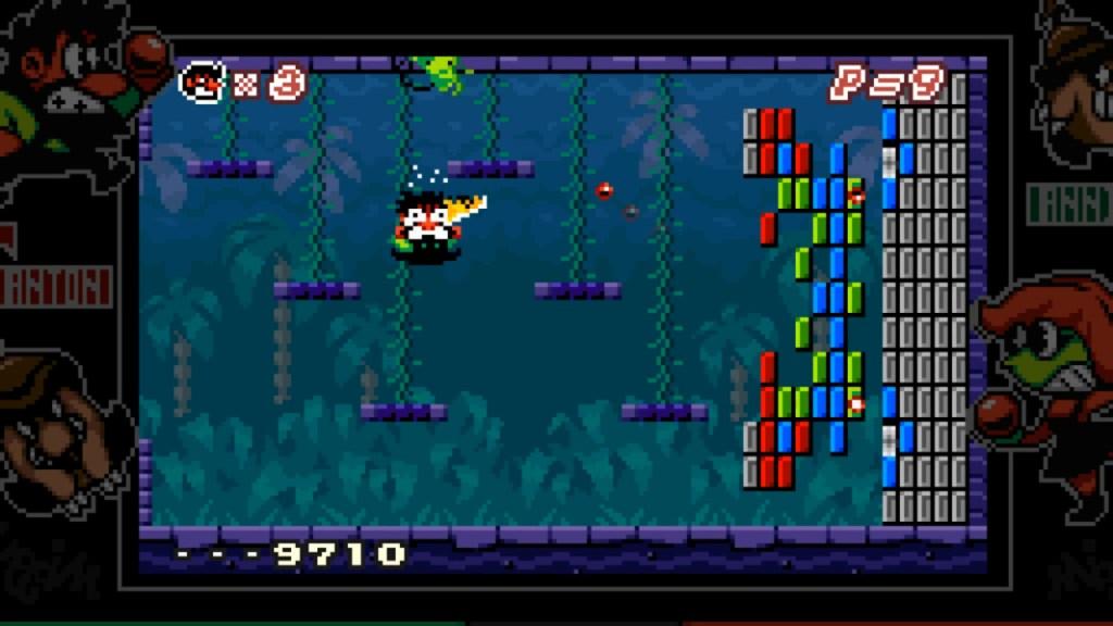 Antonball Arcade gameplay