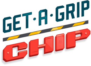 Get-A-Grip Chip logo