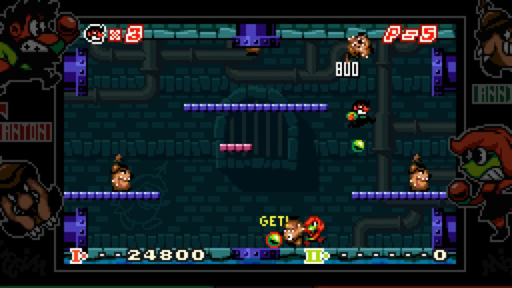 Punch Ball Antonball gameplay