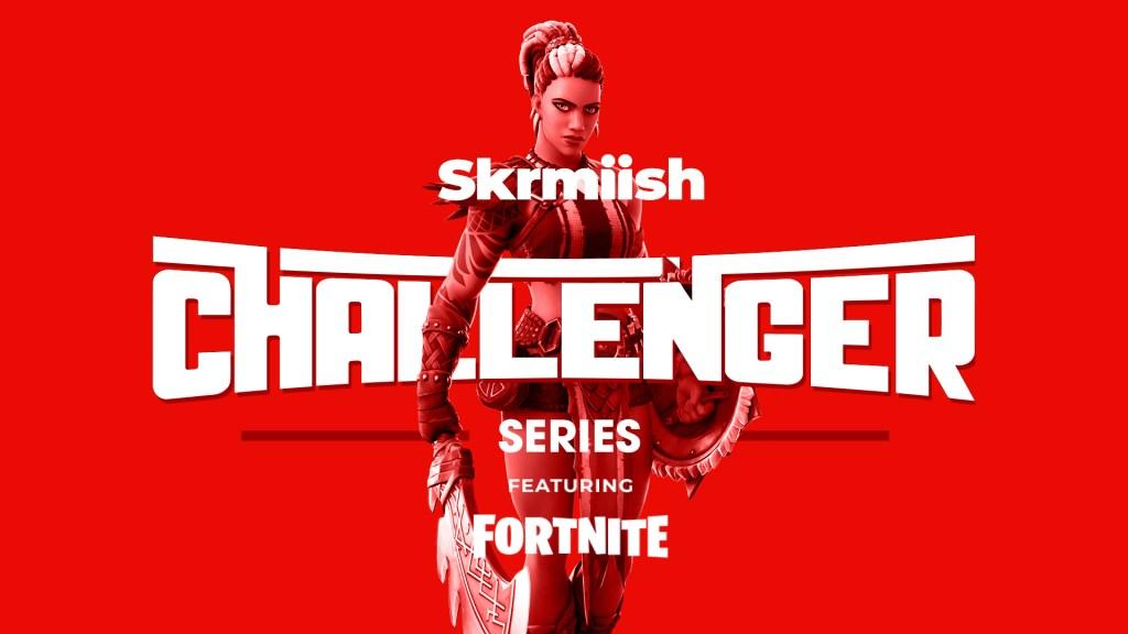 Skrmiish Challenger Series logo