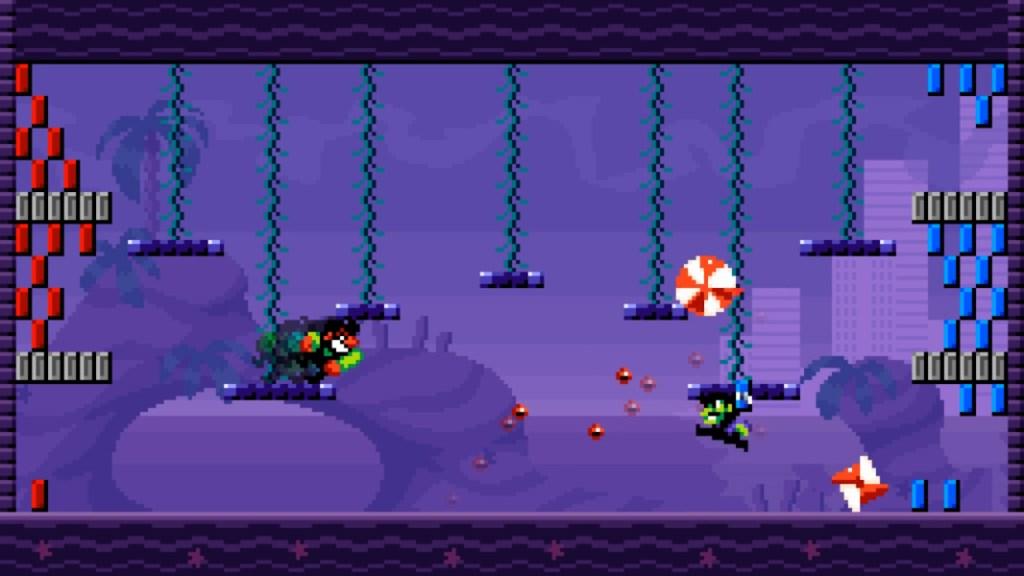 VS. Antonball gameplay