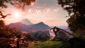 AWAY The Survival Series logo